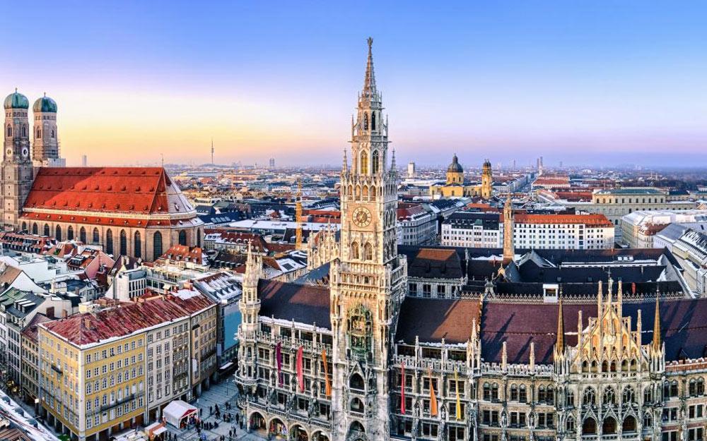 Thông báo tuyển sinh du học Đức