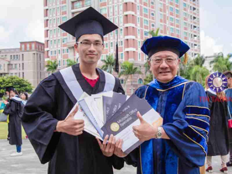 các thông tin về học bổng của Đài Loan