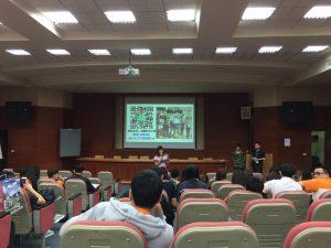 gặp gỡ đại diện các trường Đại học hàng đầu của Đài Loan