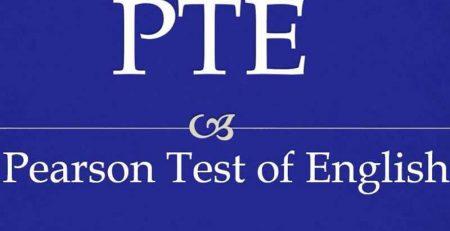 Các thông tin về thi PTE Academic