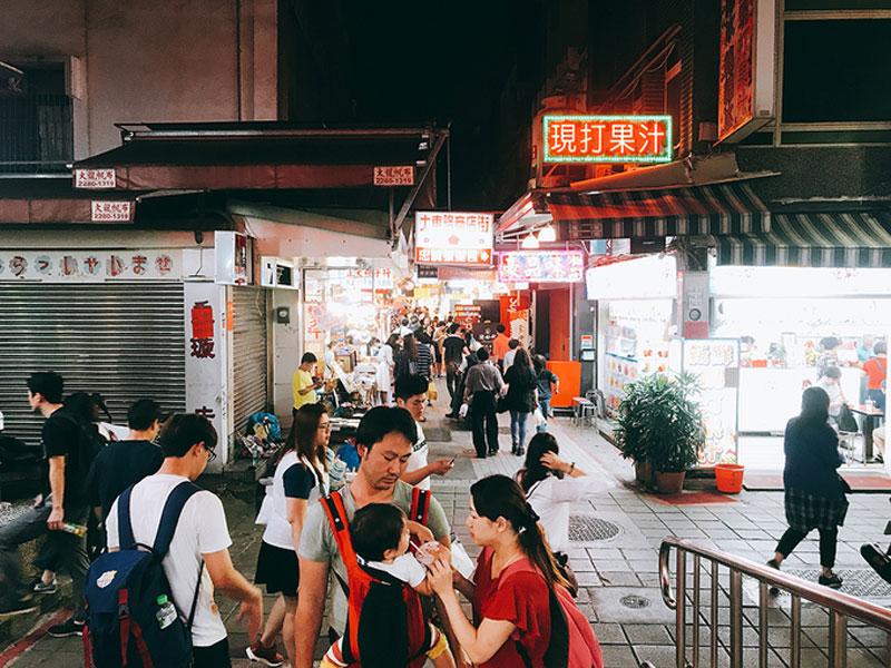 đi du học ở Đài Loan