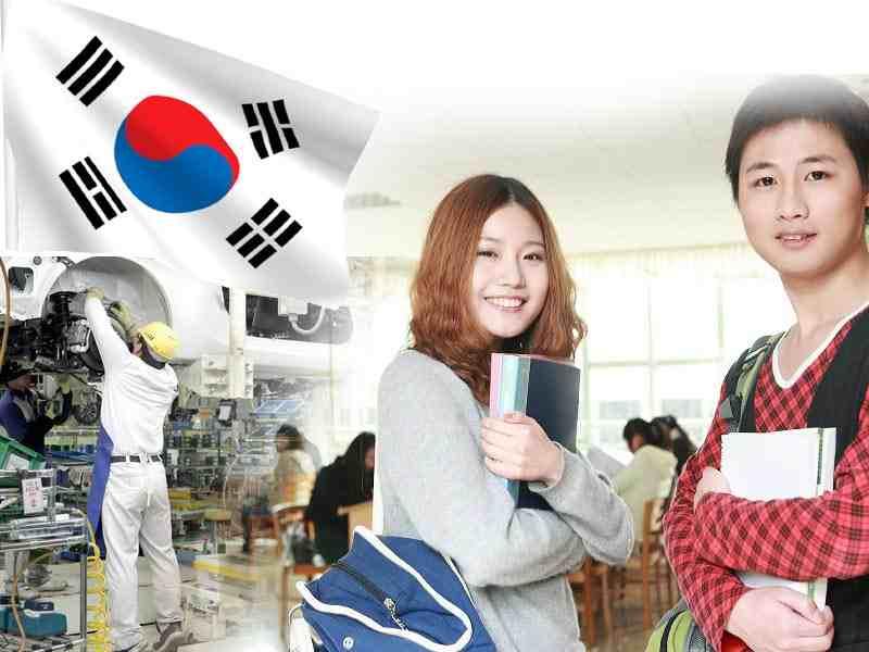 du học nghề và du học tiếng Hàn Quốc
