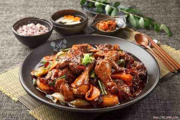 Những món ăn nổi tiếng của Hàn Quốc