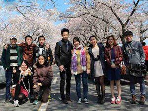 Kỳ nhập học hàng năm Nhật Bản