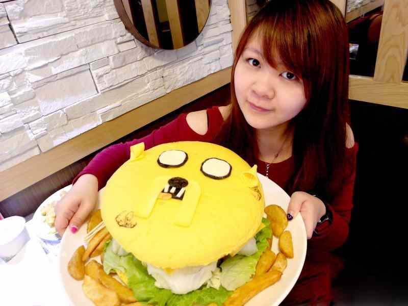 Du học Đài Loan ăn fastfood