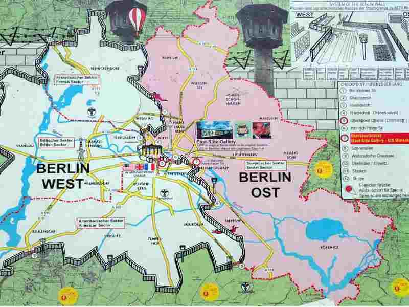 Nên du học Đông Đức hay Tây Đức