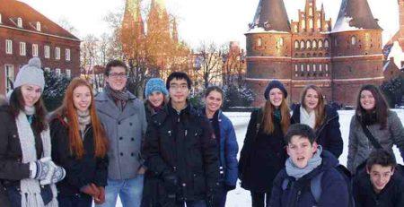 Kỳ nghỉ hè, nghỉ đông du học Đức