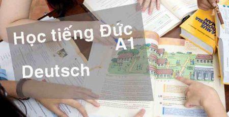 thông báo khai giảng lớp tiếng Đức A1
