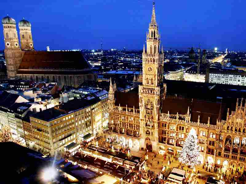 thành phố Đức có nhiều học sinh