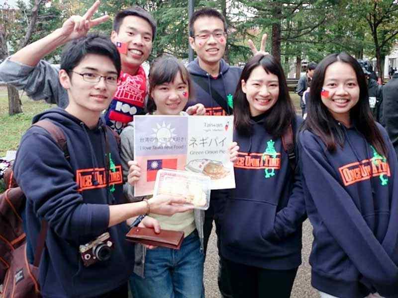 thủ tục hồ sơ du học Đài Loan