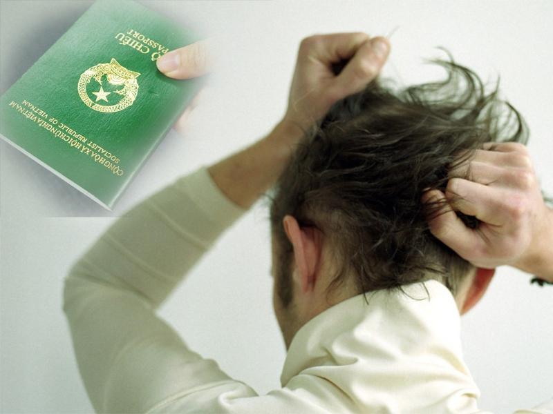 Khi du học ở Hàn Quốc bị mất hộ chiếu