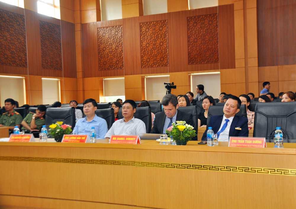 Hội thảo Du học quốc tế và XKLĐ