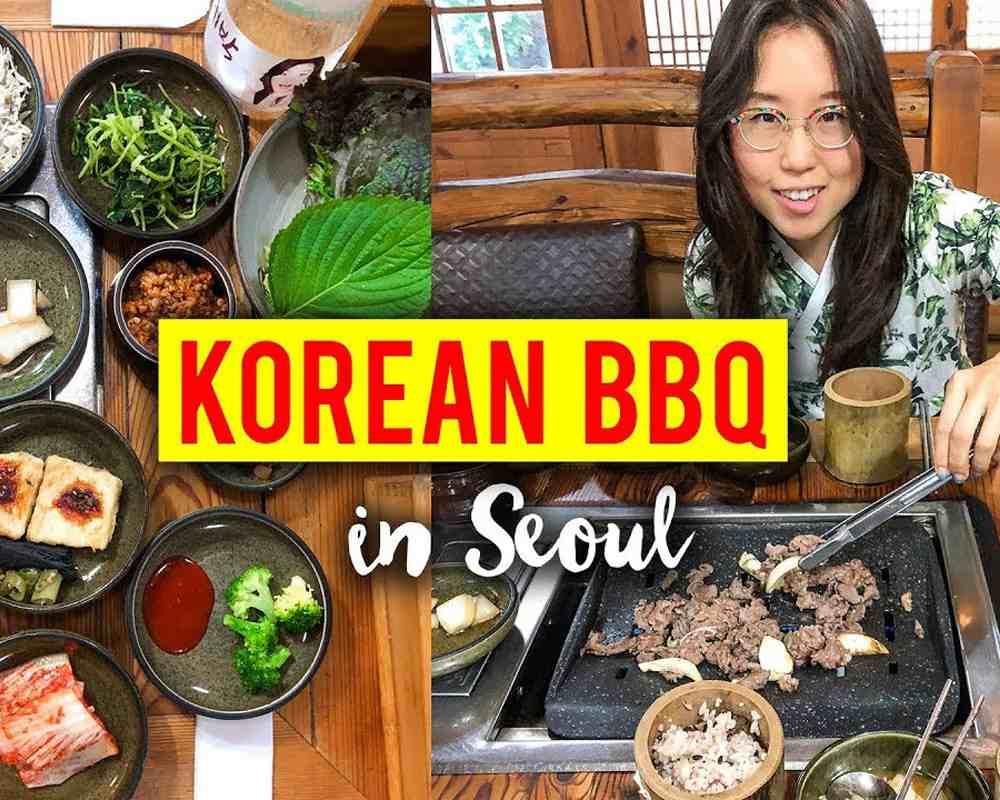 Ngàythịt nướngở Hàn Quốc