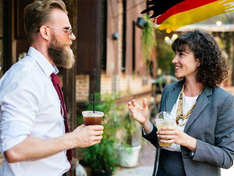 văn hóa ứng xử của người Đức
