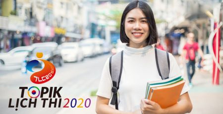 Cập nhật lịch thi TOPIK 2020